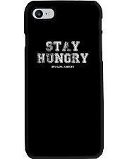 Stay Hungry Grunge T-Shirt by Bowling Addicts Phone Case tile
