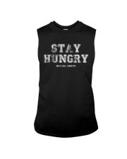 Stay Hungry Grunge T-Shirt by Bowling Addicts Sleeveless Tee thumbnail