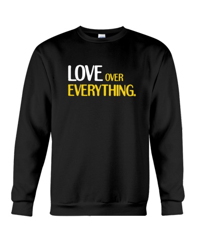 Love Over Everything by Print Garment