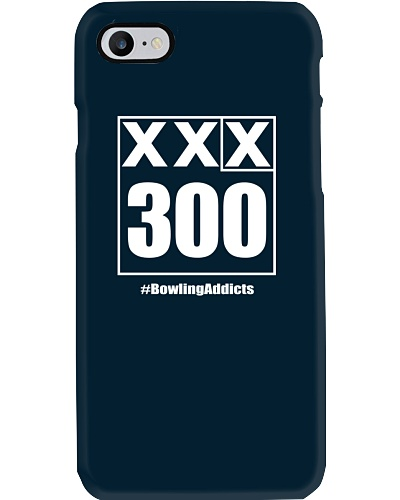 300 Game T-Shirt by Bowling Addicts