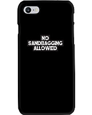 No Sandbagging Allowed by Bowling Addicts Phone Case thumbnail