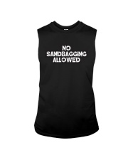 No Sandbagging Allowed by Bowling Addicts Sleeveless Tee thumbnail