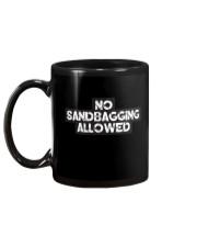 No Sandbagging Allowed by Bowling Addicts Mug back