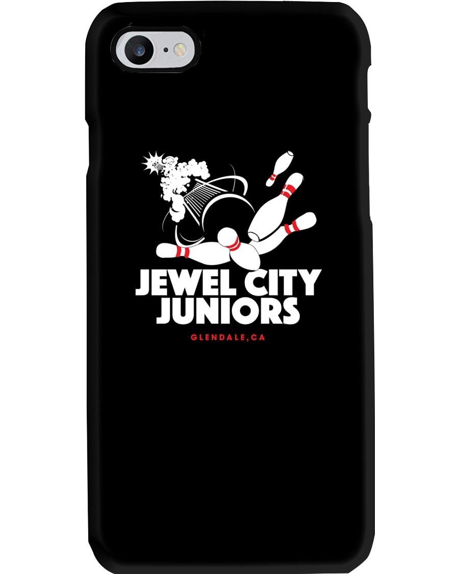 Jewel City Juniors T-Shirt Phone Case