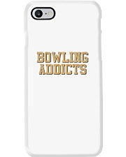 Classic Bowling Addicts T-Shirt vol 5 Phone Case tile