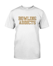 Classic Bowling Addicts T-Shirt vol 5 Classic T-Shirt front