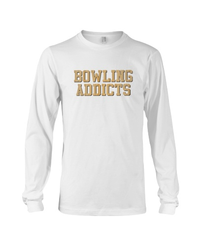 Classic Bowling Addicts T-Shirt vol 5