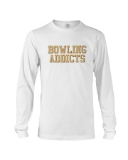 Classic Bowling Addicts T-Shirt vol 5 Long Sleeve Tee tile