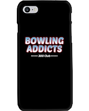 Classic Bowling Addicts T-Shirt vol 4 Phone Case thumbnail