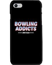 Classic Bowling Addicts T-Shirt vol 4 Phone Case thumbnail