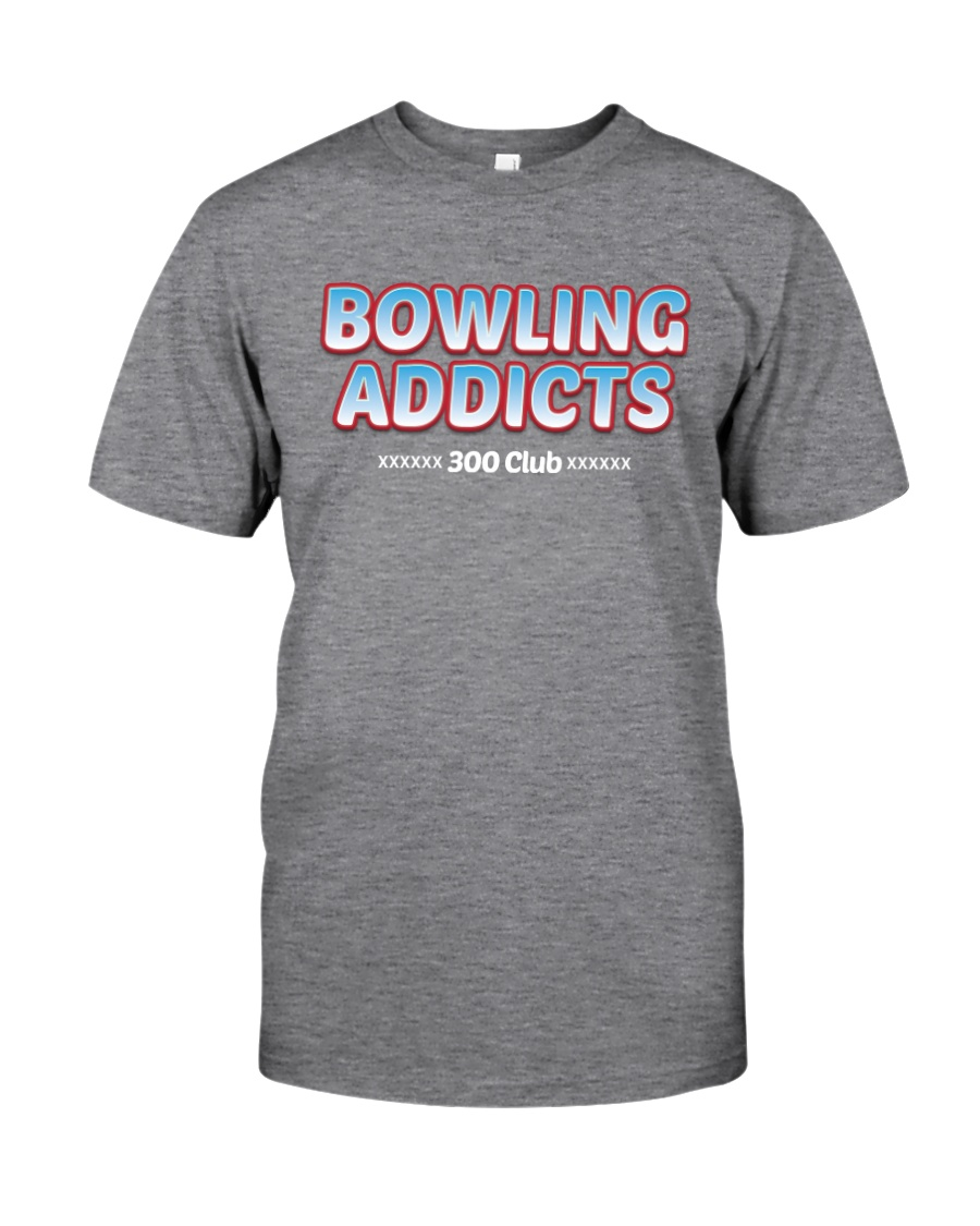 Classic Bowling Addicts T-Shirt vol 4 Classic T-Shirt