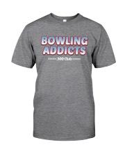 Classic Bowling Addicts T-Shirt vol 4 Classic T-Shirt front