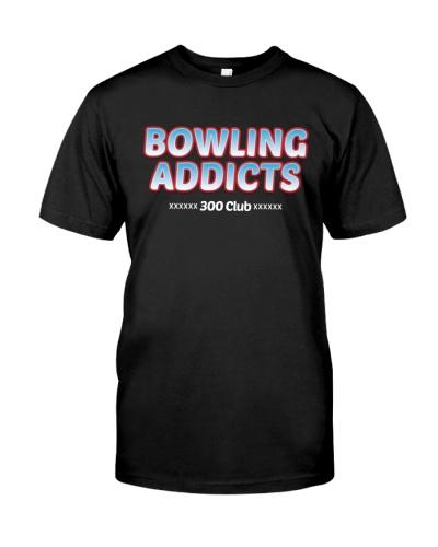 Classic Bowling Addicts T-Shirt vol 4