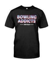 Classic Bowling Addicts T-Shirt vol 4 Classic T-Shirt thumbnail