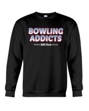 Classic Bowling Addicts T-Shirt vol 4 Crewneck Sweatshirt thumbnail