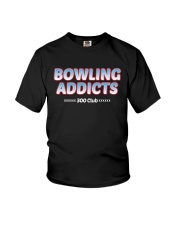 Classic Bowling Addicts T-Shirt vol 4 Youth T-Shirt thumbnail