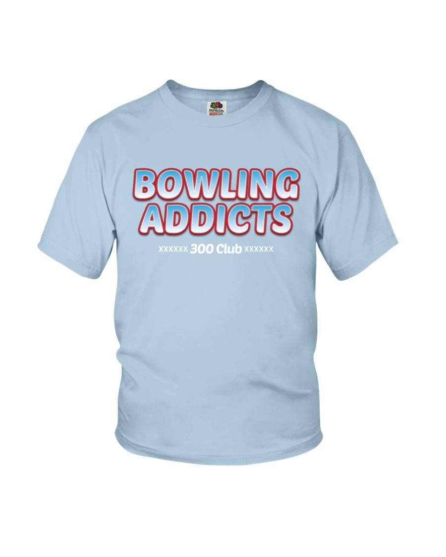 Classic Bowling Addicts T-Shirt vol 4 Youth T-Shirt