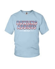 Classic Bowling Addicts T-Shirt vol 4 Youth T-Shirt front