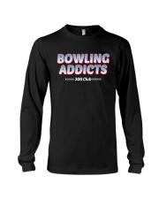 Classic Bowling Addicts T-Shirt vol 4 Long Sleeve Tee thumbnail