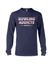 Classic Bowling Addicts T-Shirt vol 4 Long Sleeve Tee front