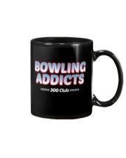 Classic Bowling Addicts T-Shirt vol 4 Mug thumbnail