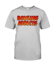 Love for the Game Tee by Bowling Addicts Classic T-Shirt front
