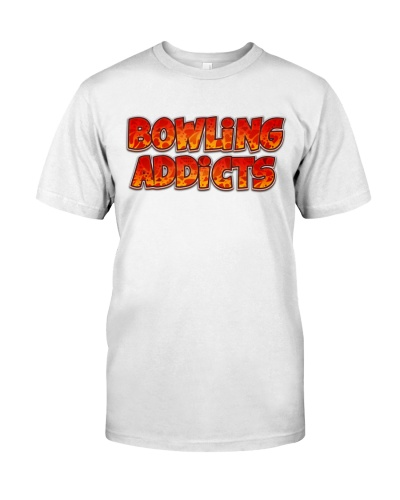Love for the Game Tee by Bowling Addicts