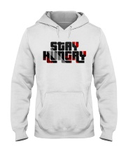 Stay Hungry 3 T-Shirt by Bowling Addicts Hooded Sweatshirt thumbnail