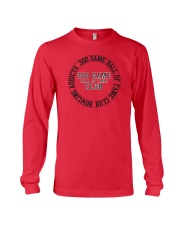 Bowling Addicts 300 Game Hall of Fame Long Sleeve Tee thumbnail