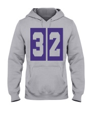 Print Sports 32 SHOWTIME Throwback  Hooded Sweatshirt front