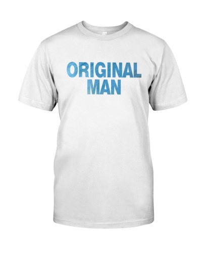 Original Man T-Shirt 1 by FREEDOM FIGHTERS