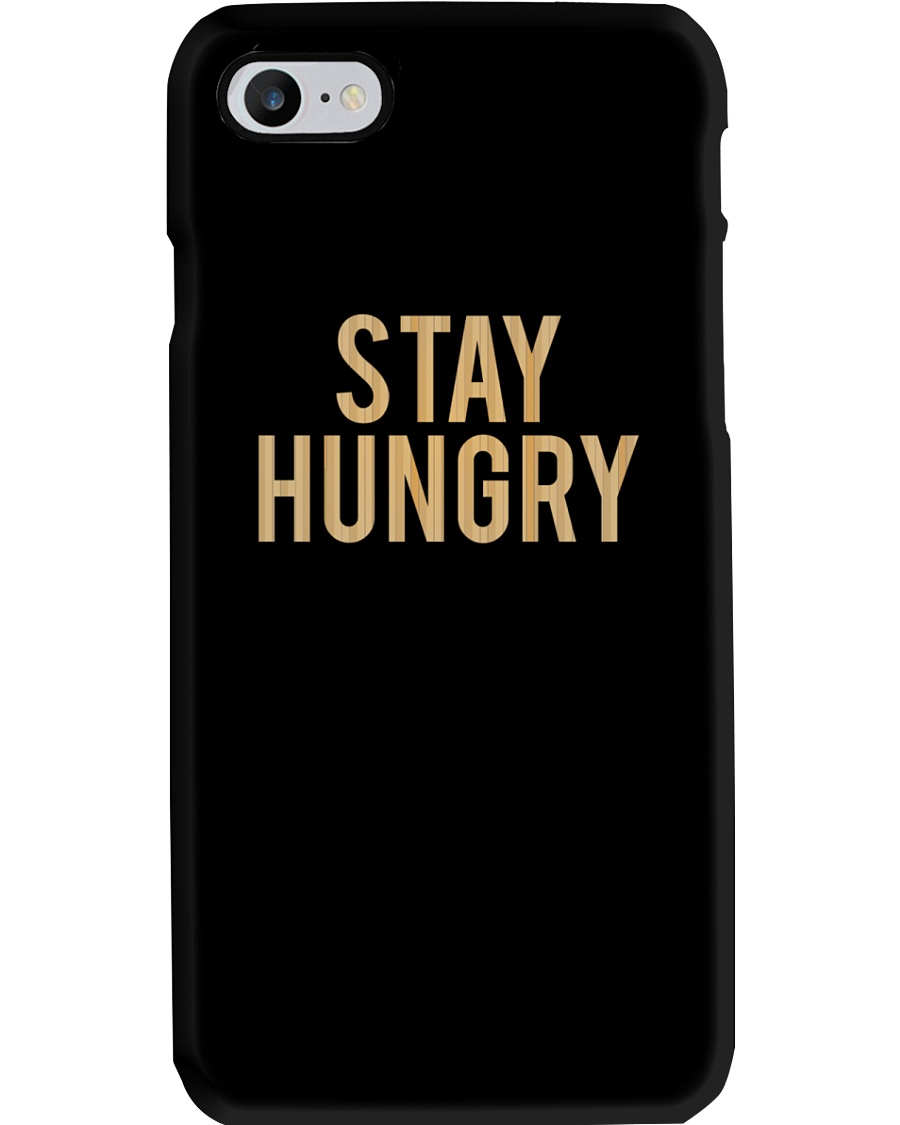 Stay Hungry T-Shirt by Bowling Addicts Phone Case