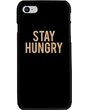 Stay Hungry T-Shirt by Bowling Addicts Phone Case i-phone-7-case