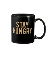 Stay Hungry T-Shirt by Bowling Addicts Mug tile