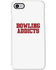 Classic Bowling Addicts T-Shirt vol 3 Phone Case thumbnail