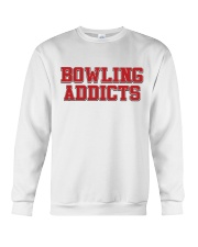 Classic Bowling Addicts T-Shirt vol 3 Crewneck Sweatshirt thumbnail