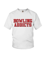 Classic Bowling Addicts T-Shirt vol 3 Youth T-Shirt thumbnail