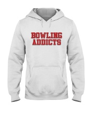 Classic Bowling Addicts T-Shirt vol 3 Hooded Sweatshirt thumbnail