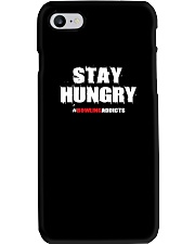 Stay Hungry 2 T-Shirt by Bowling Addicts Phone Case i-phone-7-case