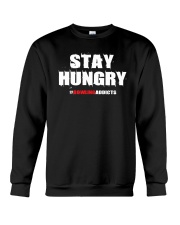 Stay Hungry 2 T-Shirt by Bowling Addicts Crewneck Sweatshirt tile