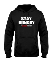 Stay Hungry 2 T-Shirt by Bowling Addicts Hooded Sweatshirt thumbnail