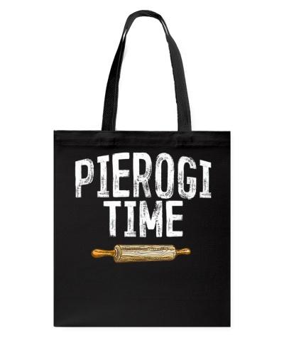 Pierogi Time Polish Food T Shirt