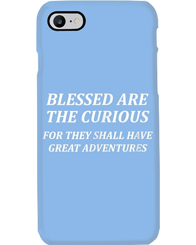 Blessed Are The Curious Great Adventure Funny