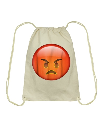 Emoji T Shirt Very Angry Face Emoticon Smile Laugh