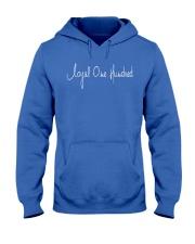 Loyal One Hundred Signature Hooded Sweatshirt front