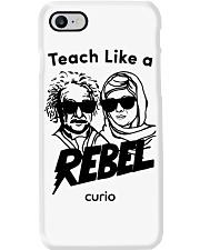 Teach Like a Rebel -- Curio Learning Phone Case thumbnail