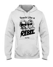 Teach Like a Rebel -- Curio Learning Hooded Sweatshirt thumbnail