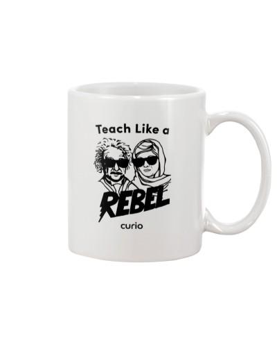 Teach Like a Rebel -- Curio Learning