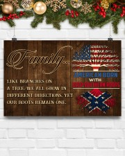 Family like braches on a tree  17x11 Poster aos-poster-landscape-17x11-lifestyle-28