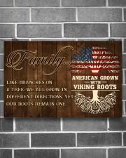 Family - Viking 55 17x11 Poster aos-poster-landscape-17x11-lifestyle-18